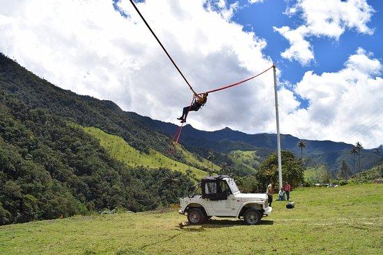 Salento, Colômbia: ubicados en el mejor paisaje del Quindio