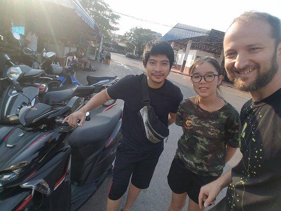 Supamas Scooter and Motorbike Rental Photo