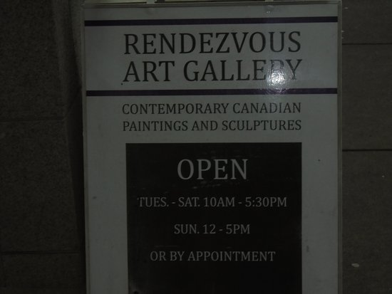 RendezVous Art Gallery