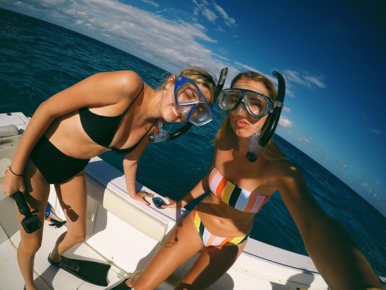 Snorkeling in Abaco!