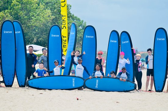 Neptune Surfing School