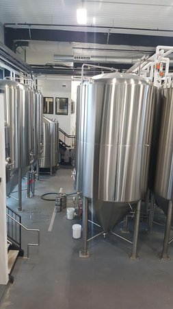 Bench Brewing Company: Inside the Brewery