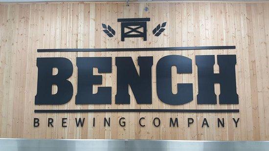 Bench Brewing Company: Logo