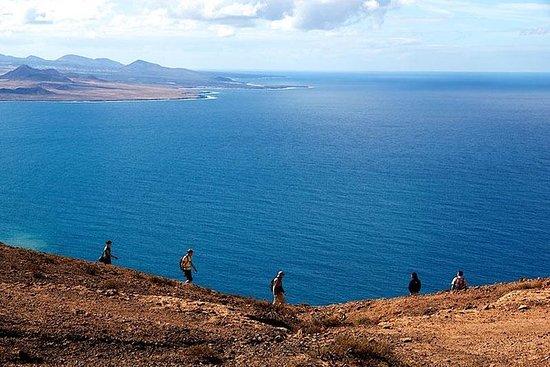 Lanzarote vulkaan-begeleide ...