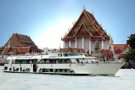 Fulldags tur til Ayutthaya fra Bangkok...