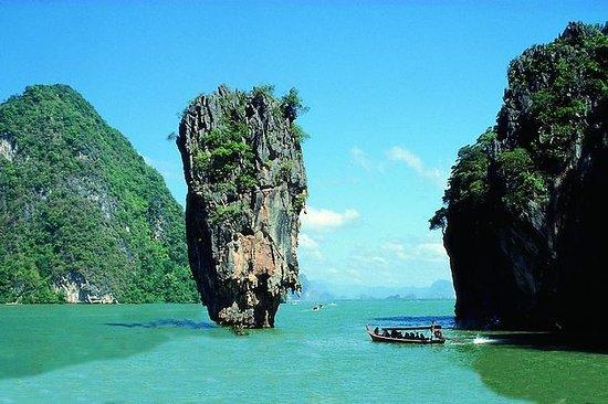 Phang Nga Bay Island Full-Day...