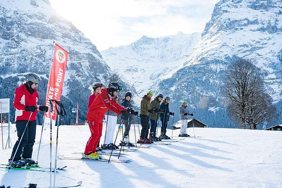 Half-Day Beginner Ski or Snowboard...