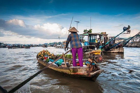 2-Day Mekong Delta Small-Group Tour...