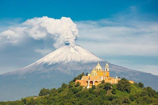 メキシコシティからプエブラとチョルラへのプライベートデイトリップ