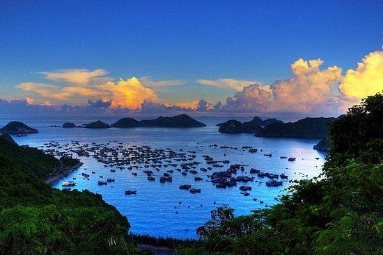 Lan Ha Luxury Cruise 3-dagers