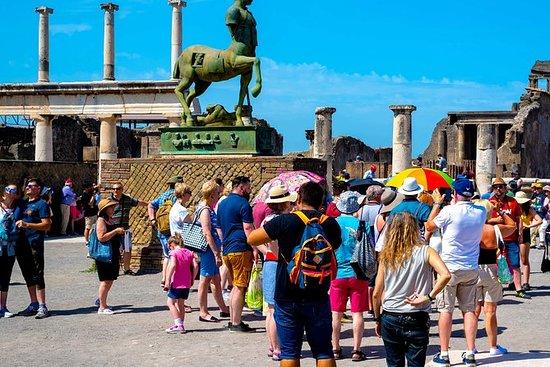 Pompeii 3 timers spasertur ledet av...