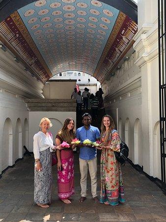 Экскурсия в Канди