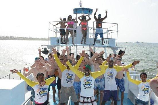 Punta Cana Caribbean Party Boat avec...