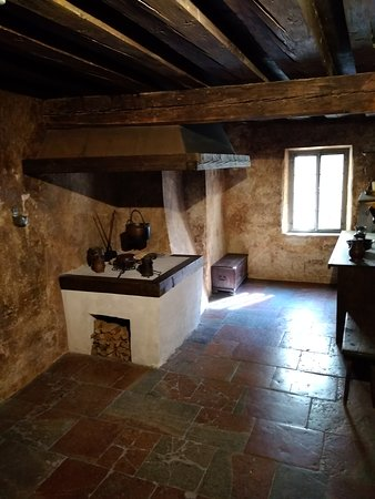 Mozart's kitchen