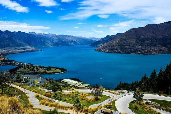 Privat tur Christchurch til Queenstown...