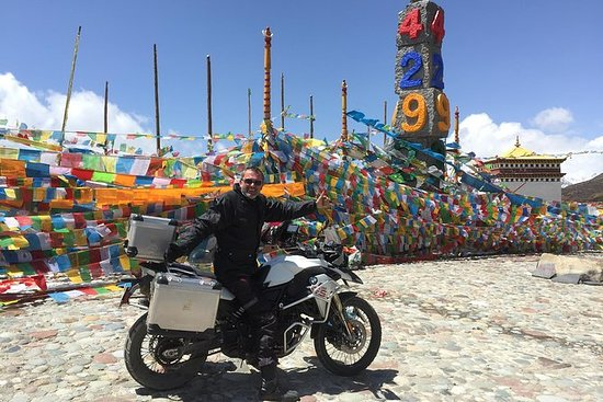 Tour guiado de motocicleta BMW: 23...