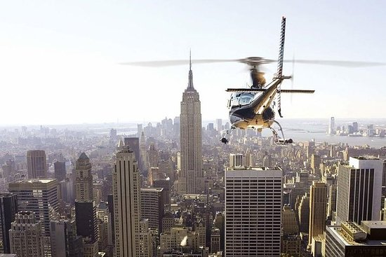 Private New York City Helicopter Tour...