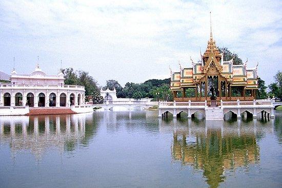 Ruinas de Ayutthaya, Palacio de...