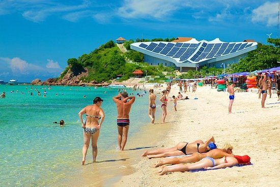Half-day Coral Island Tour from...
