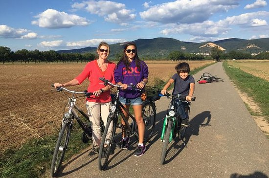 Bicycle Tour into the countryside to