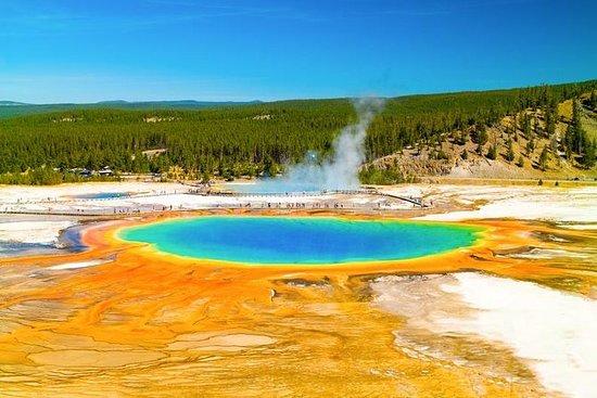 Exclusive Yellowstone, Grand Teton...