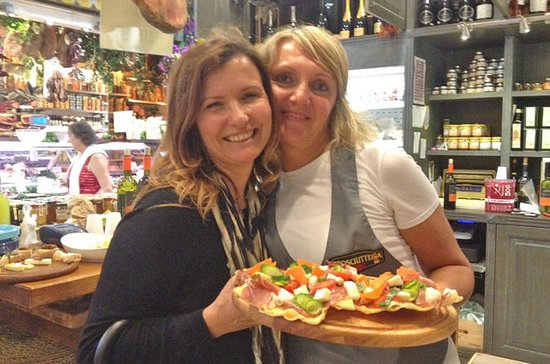 Florence Street Food Tour with...