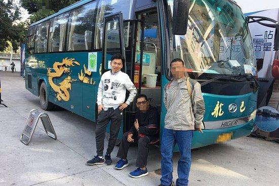 Guangzhou Bus Travel Opplevelser