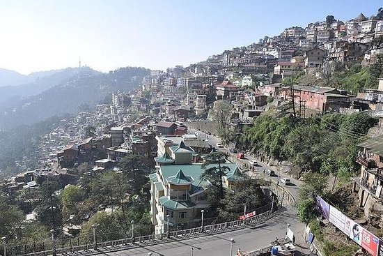 Walk Around Shimla And Visit Kufri