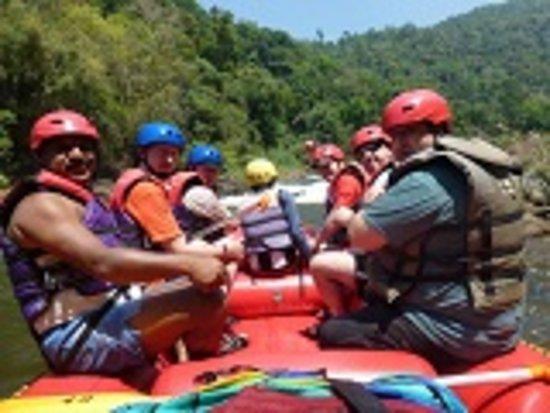 Rafting Team 39: Adventurous White Water Rafting, Kithulgala #srilanka #tours #travel #adventure
