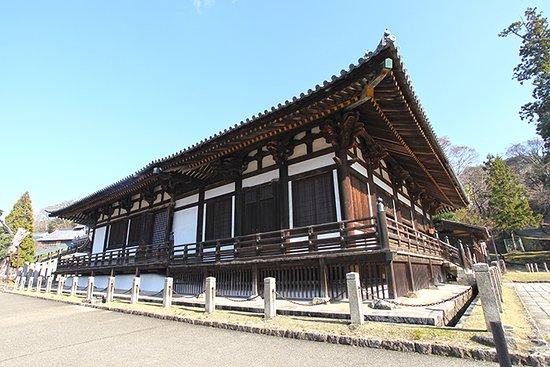 Todai-ji Hokkedo Temple