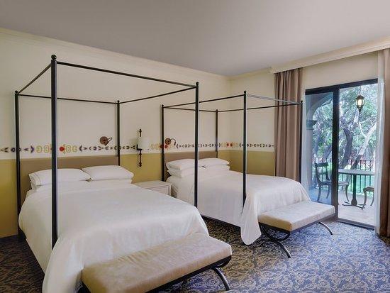 Fiesta Americana Hacienda Galindo Resort & Spa: Guest room