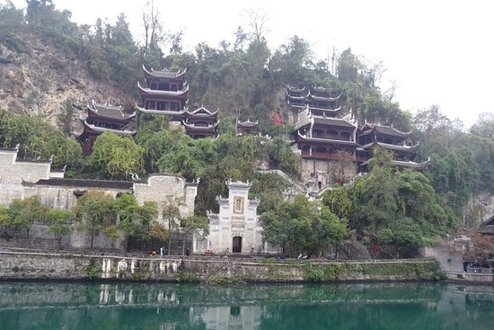 Qinglong Cave Ancient Architecture Group