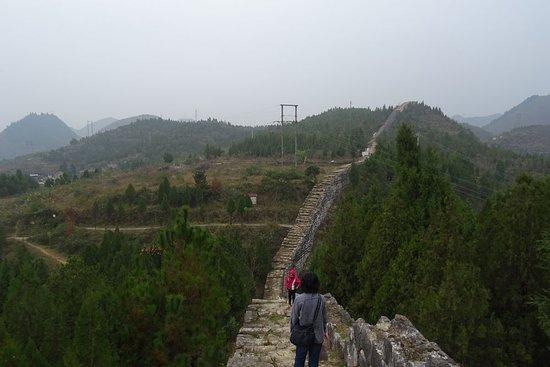 Shiping Mountain: 景色