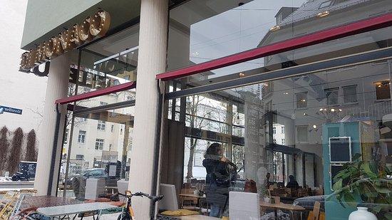 Cafe Des Bellevue Di Monaco Munchen Menu Preise