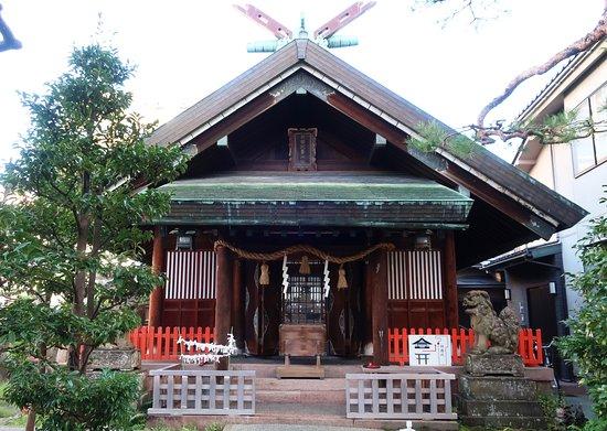 Ichihime Shrine