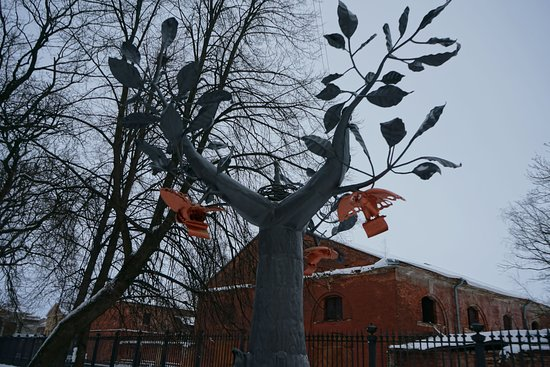 Wish Tree Sculpture