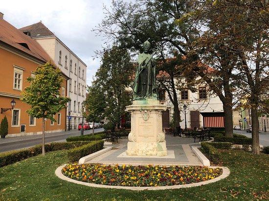 Statue of Pope Innocent XI