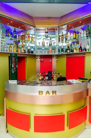 Butwal, Nepal: this is mini bar section