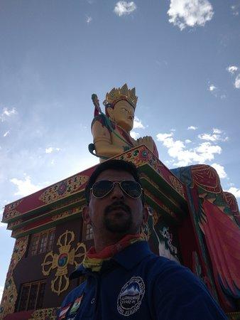 Nubra Valley, Indien: MAITREYA BUDDHA DISKIT...LADAKH