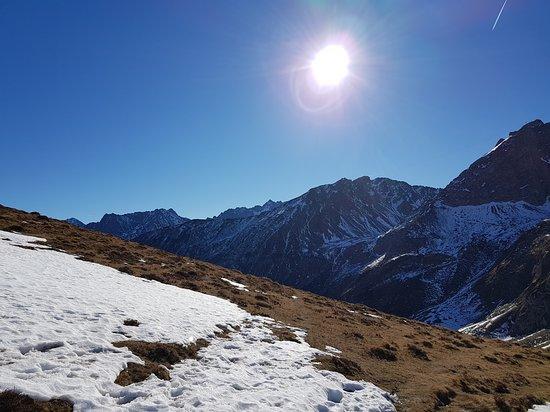 Hautes-Pyrenees, Γαλλία: Lac d'Azises