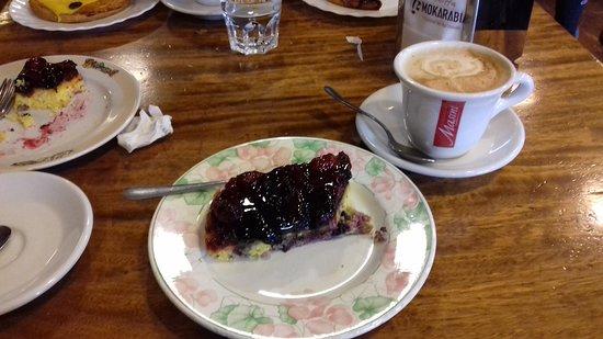 Vidiciatico, Italy: torta