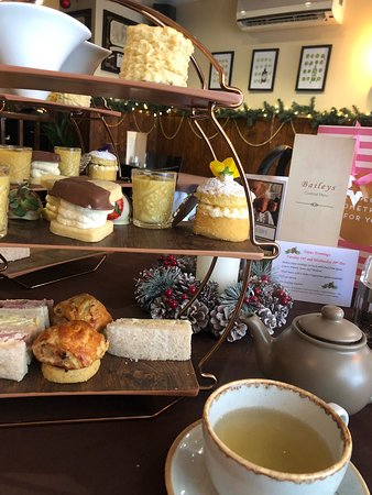 Whaley Bridge, UK: Found a new favourite place for Afternoon Tea!