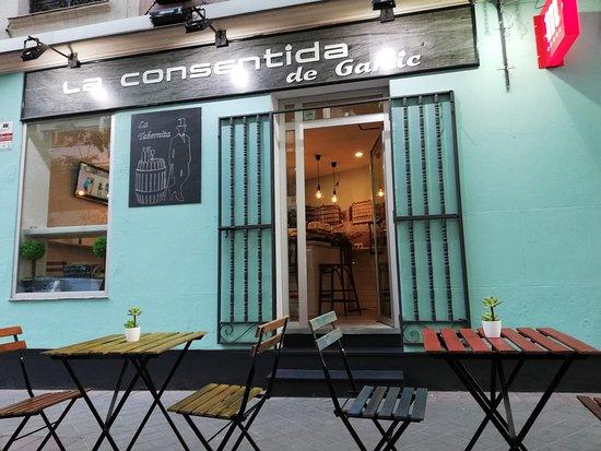 imagen La Consentida de Garlic en Madrid