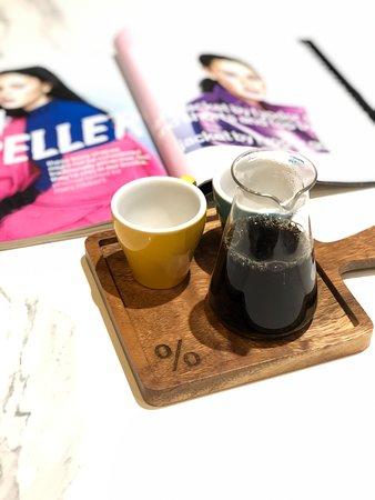 Geisha Single origin Speciality Coffee
