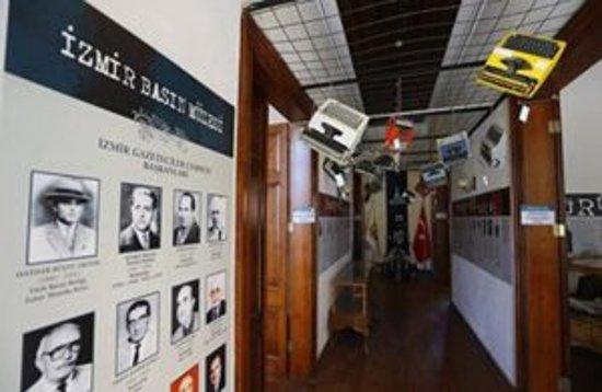 Izmir Gazeteciler Cemiyeti Basın Muzesi