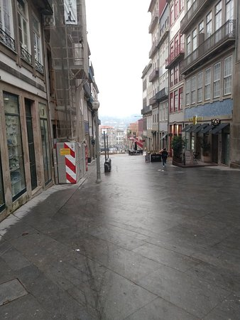 Otima rua para compras
