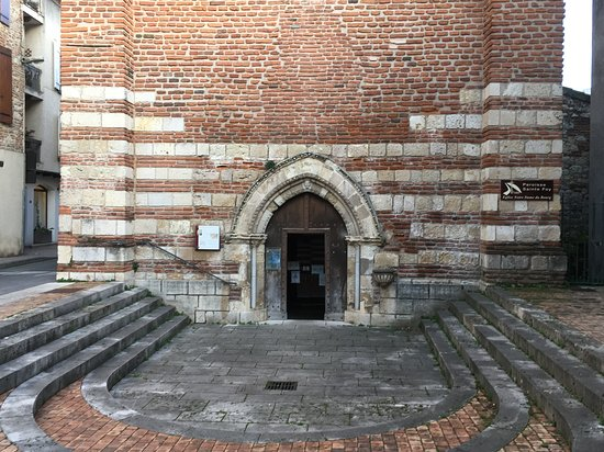 Eglise Notre-Dame du Bourg