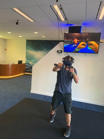 Victoria Park, Australia: We work through a content provider ensuring we have access to the best VR applications on the market. We currently have over 80 different VR experiences to choose from ranging from VR Gaming (with multiplayer modes) to VR Puzzles/Escape Rooms through to immersive experiences.