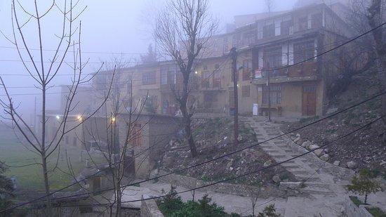 Masouleh Village: Сумерки в Масуле
