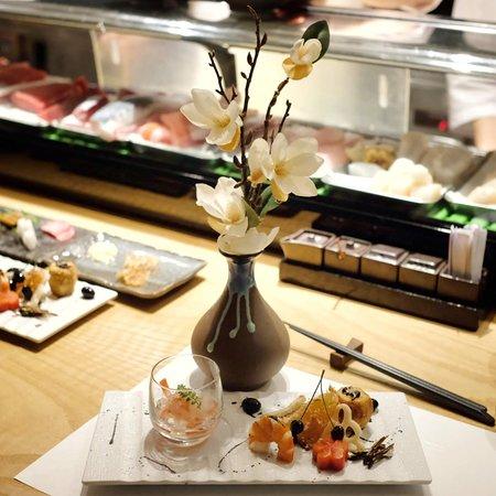 Omakase前菜